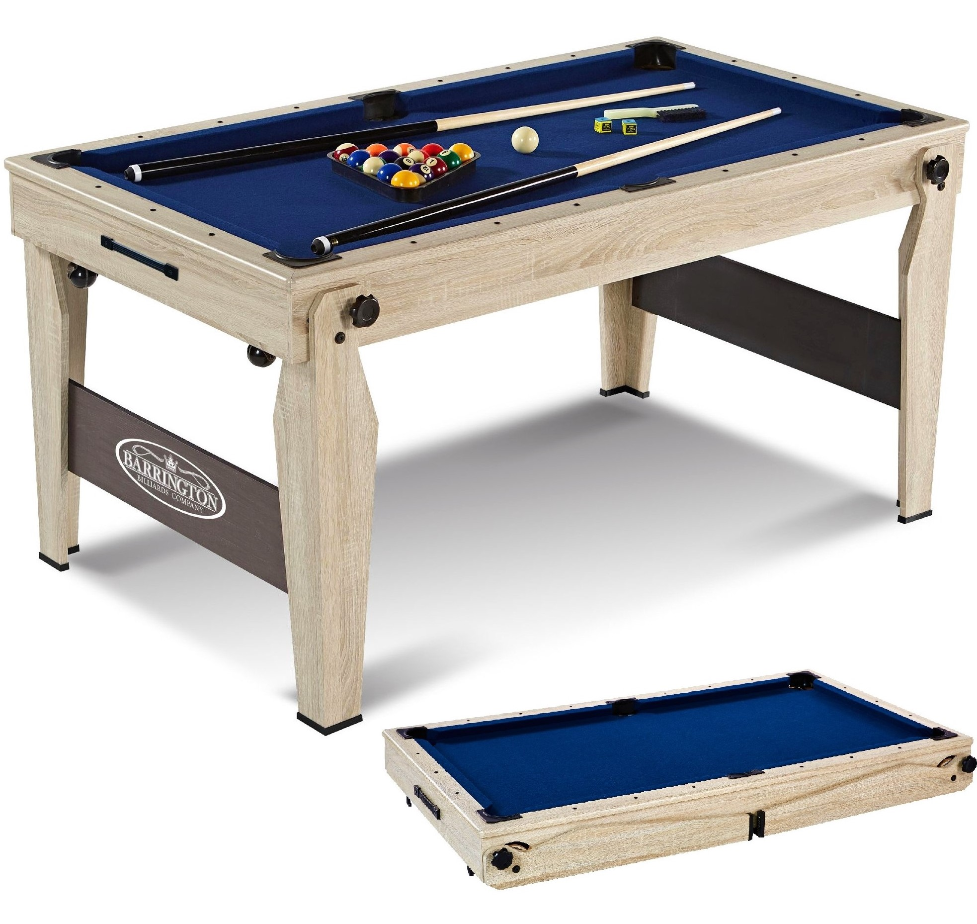 "Barrington 60"" Folding Pool Table"