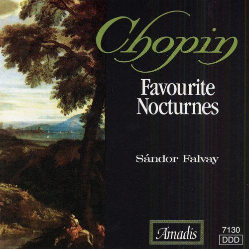 Favourite Nocturnes