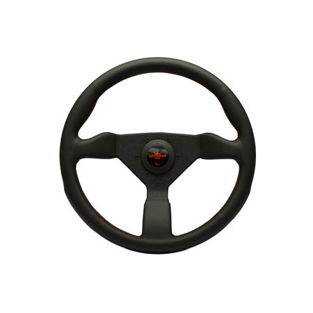 Nardi Personal Steering Wheel - Neo Grinta 350 mm Black ()