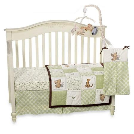Classic Winnie The Pooh Nursery Bedding Sets