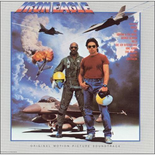 Iron Eagle Soundtrack