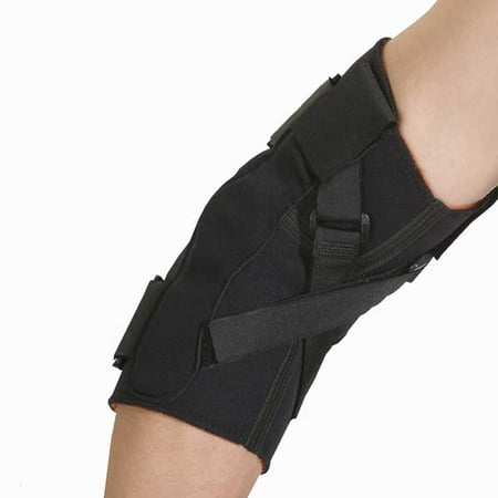 Thermoskin Hinged Elbow Brace Large Walmart Com
