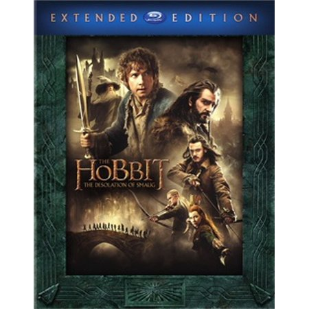The Hobbit: The Desolation of Smaug (Blu-ray)