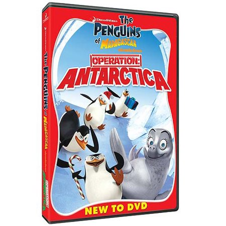 The Penguins Of Madagascar: Operation Antarctica (Widescreen)