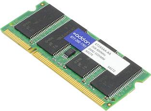 Acp - Memory Upgrades 2gb Ddr2 Sdram Memory Module - 2gb - 800mhz Ddr2-800/pc2-6400 - Ddr2 Sdram - 200-pin Sodimm (kt293aaaa)