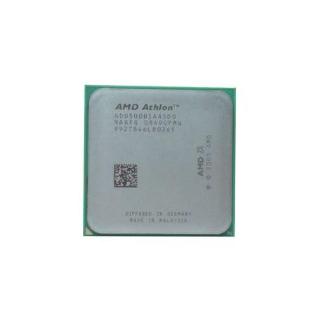 Refurbished AMD Athlon 64 X2 5000B 2.6GHz Socket AM2   (Amd Athlon 64 X2 Socket 939 Processors)