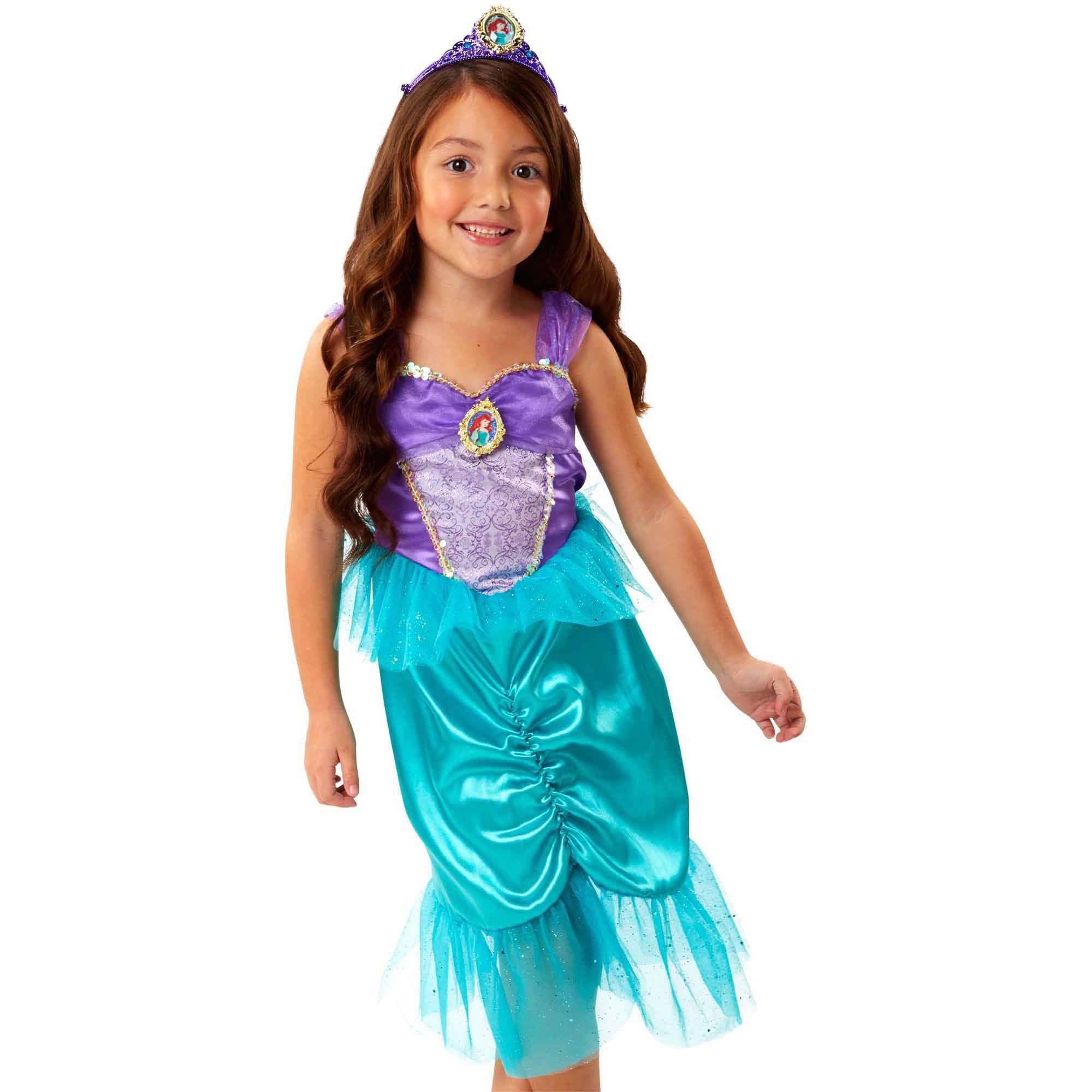 Disney Princess Ariel Keys to the Kingdom Dress by Freeze Children's Apparel