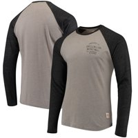 Brooklyn Nets Sportiqe Changing Raglan T-Shirt - Gray