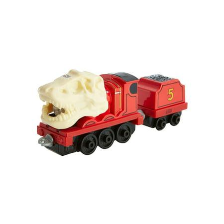 Thomas & Friends Adventures Dino Discovery James with Cargo