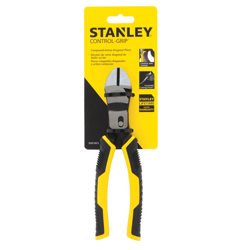 "STANLEY® STHT74915 8"" Compact Diagional Pliers"