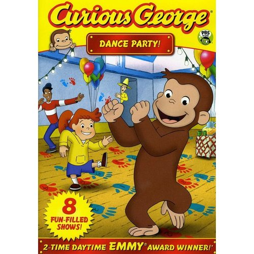 Curious George: Dance Party (Anamorphic Widescreen)
