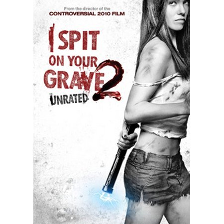 I Spit on Your Grave 2 (DVD) - Halloween On Netflix 2017