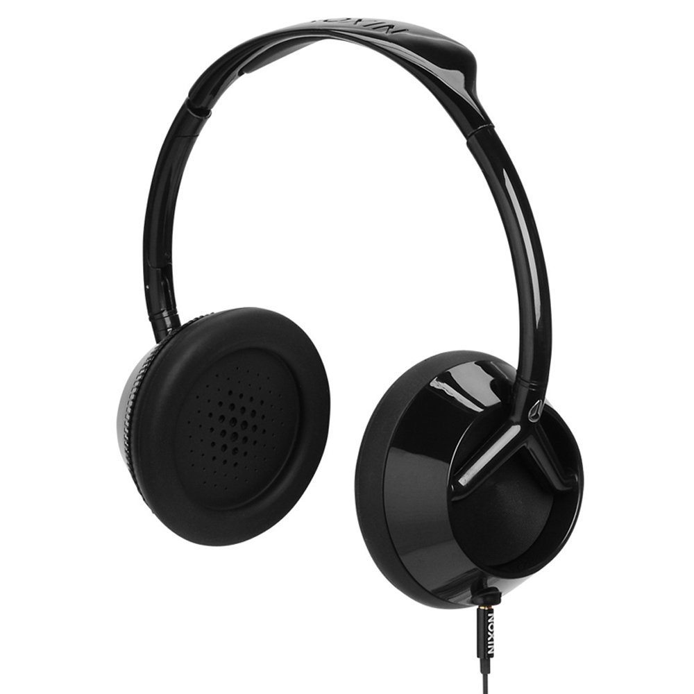 Nixon Trooper Headphones All Black_ One Size