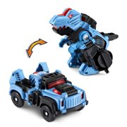 VTech Switch and Go T-Rex Truck Easy to Transform Dino to Vehicle