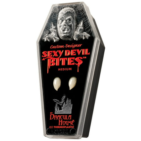 Sassy Bites Fangs Halloween Accessory (Fang Teeth For Halloween)