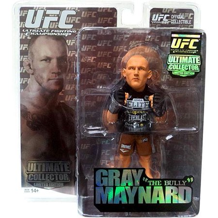 Gray Series (UFC Ultimate Collector Series 6 Gray Maynard Action Figure [Limited)