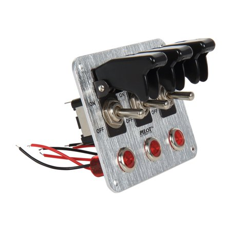 Toggle Switch Cover >> Toggle Switch Cover 12v Led Light Toggle Switch Panel Sold By Case Pack Of 4