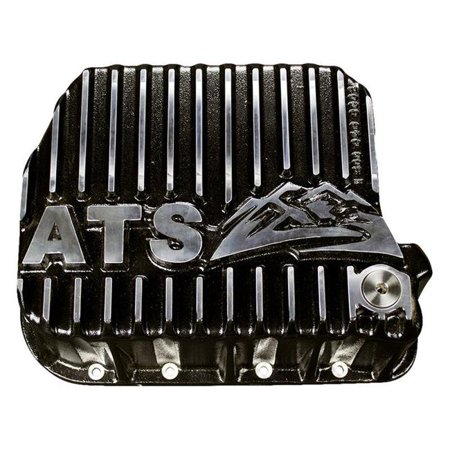 ATS Diesel Performance ATS3019002116 5 qt High Capacity Aluminum Transmission Pan for 46RE Transmission, 47RE Transmission & 48RE Transmission - image 1 of 1