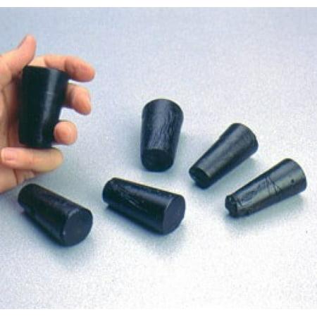 Ear Material (PLUG-R 25 count Driveway Blacktop Asphalt Patch Plugs Weatherproof)