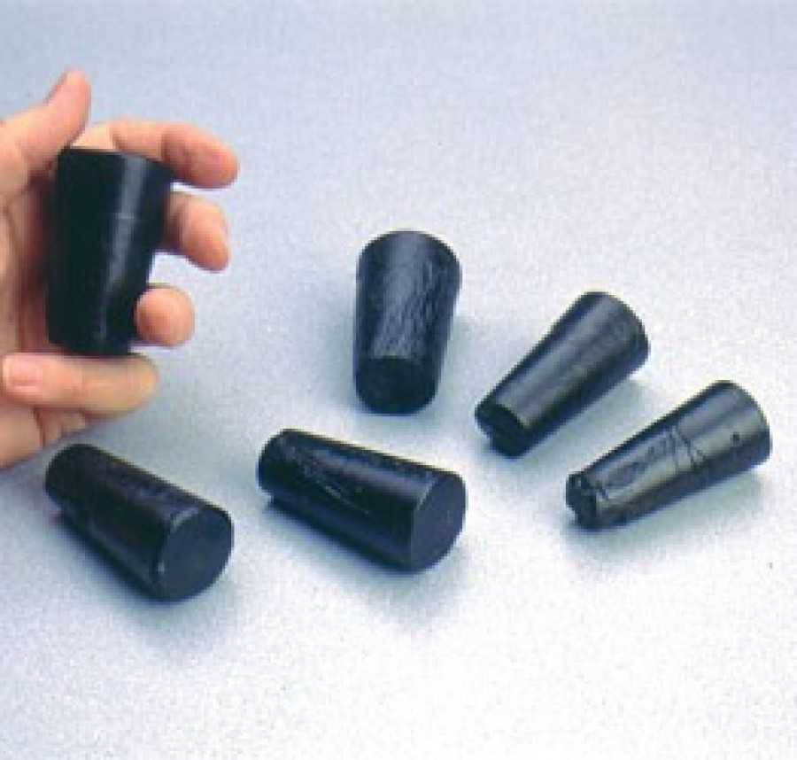 "PLUG-R 25 count Driveway Blacktop Asphalt Patch Plugs Weatherproof (3/4"")"