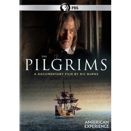 American Pilgrim - American Experience: The Pilgrims (DVD)