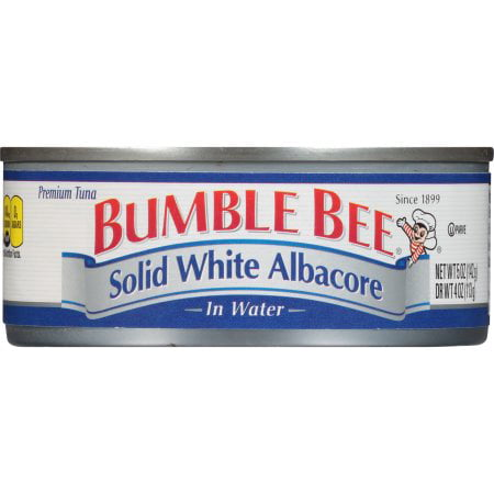 Bumble Bee, Premium Solid White Albacore Tuna In Water