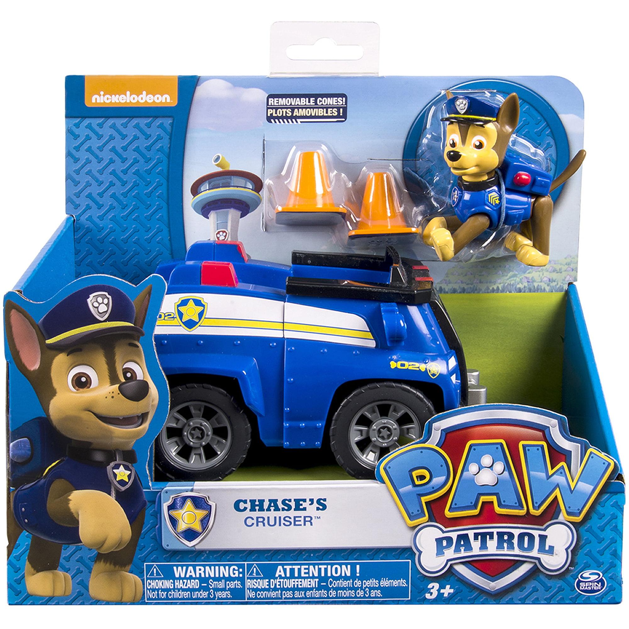Paw Patrol Chase s transforming Sea Patrol Vehicle Walmart