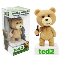 Ted 2 Funko Wacky Wobbler Bobble Head: Talking Ted (Rated R)