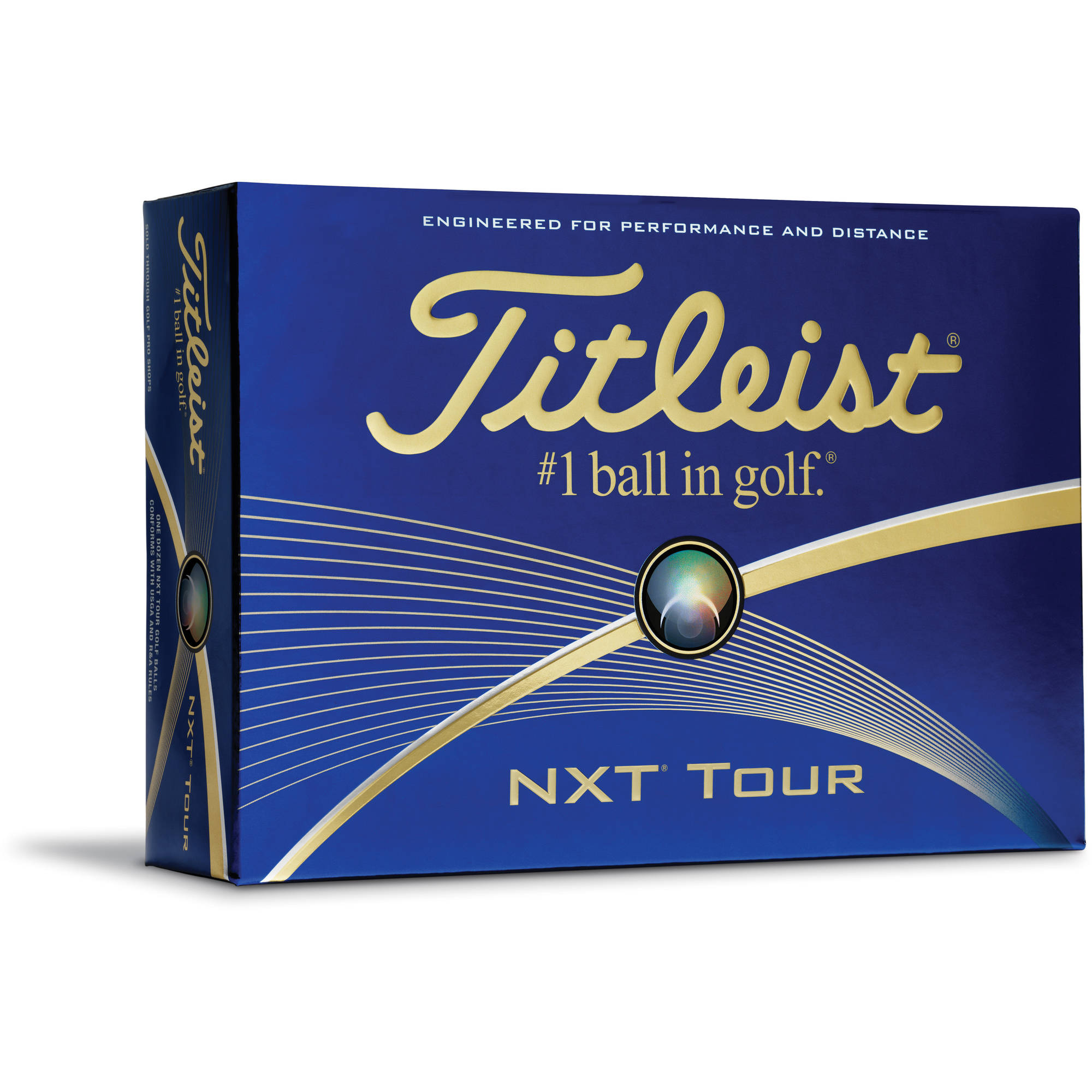 Titleist NXT Tour Golf Balls by Acushnet Company