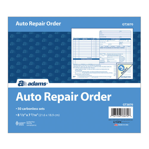 Adams Carbon Garage Auto Order Sets - Walmart.com