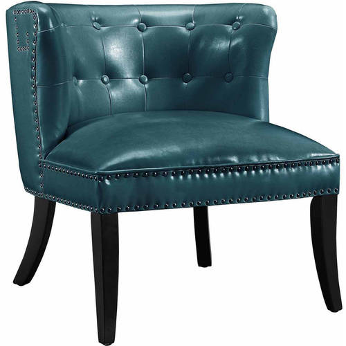 Linon Saphire Tufted Chair, Multiple Colors