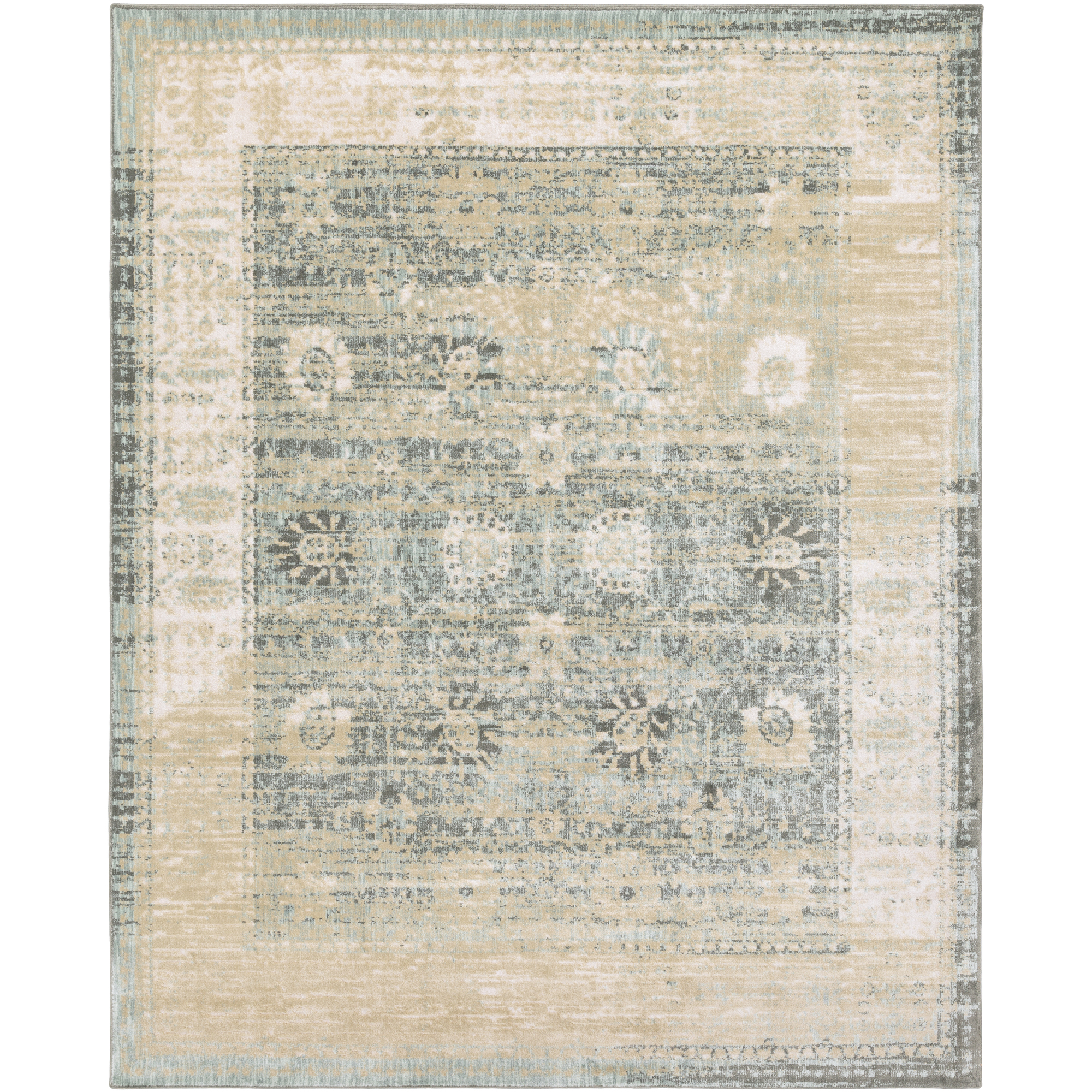 "Art of Knot Daelyn 7'10"" x 9'10"" Rectangular Area Rug"