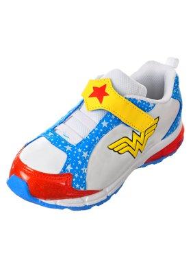 50b7afc6b8c0 Product Image Wonder Woman Girls  Sneakers (Toddler Sizes 8 ...