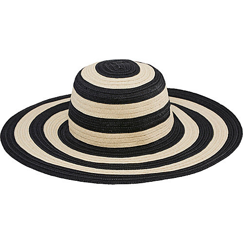 San Diego Hat Company Women's Floppy Hat O/S Black
