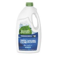 Seventh Generation Free & Clear Dishwasher Detergent Gel 42 oz