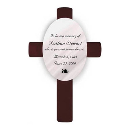 Personalized Memorial Cross (Personalized Crosses)