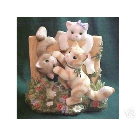 Calico Kittens Just hangin Around Limited Edition 720879 By Enesco Enesco Calico Kittens