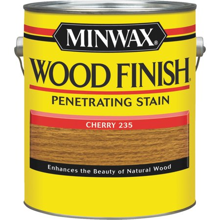 Minwax Wood Finish Cherry Oil Based Interior Stain Actual Net Content
