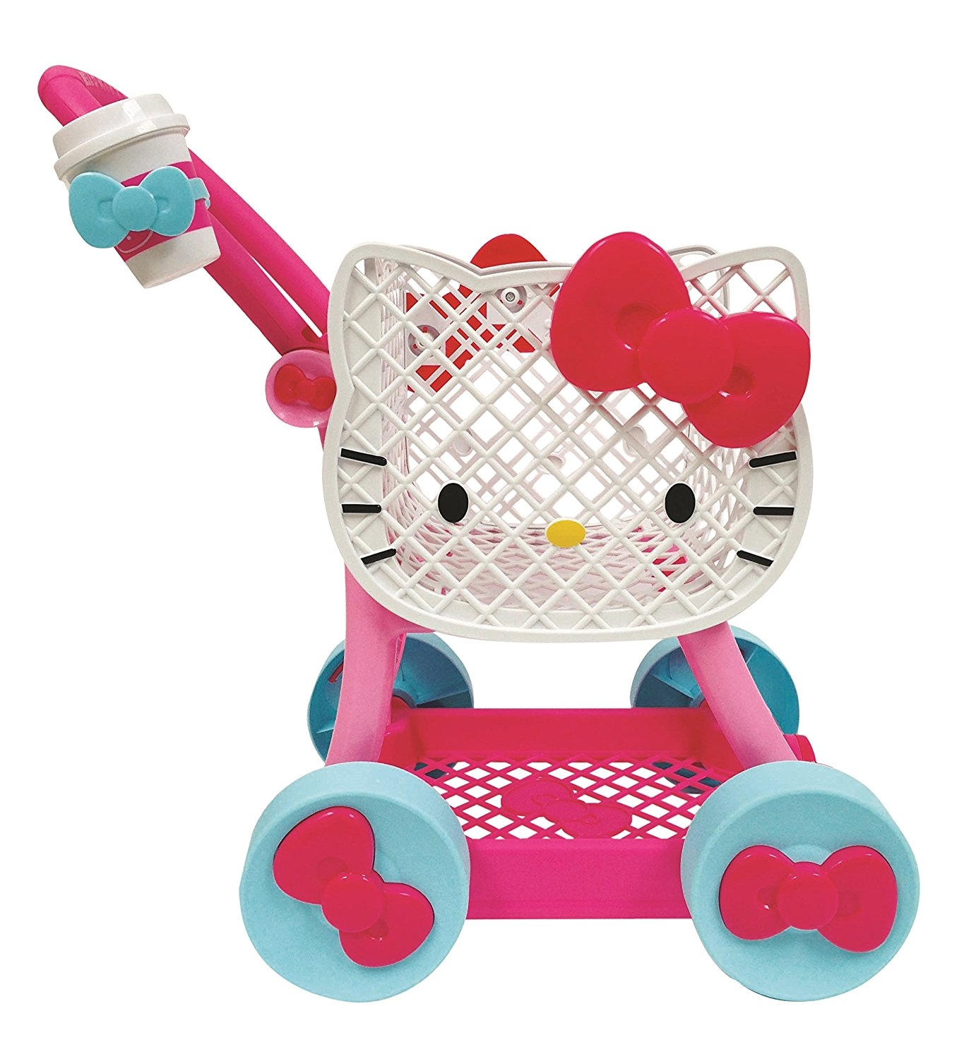 Just Play Hello Kitty Shopping Cart