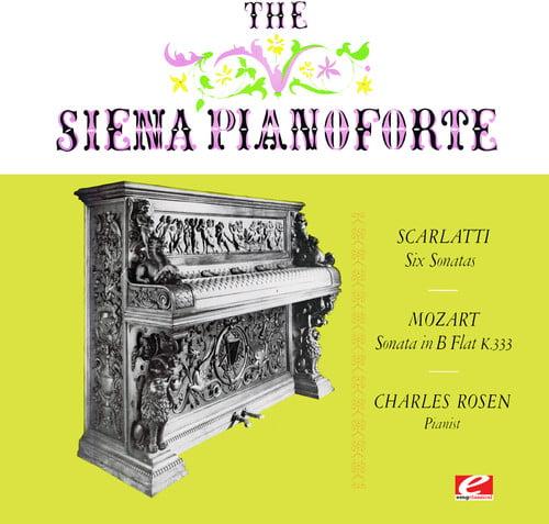 Scarlatti / Mozart / Rosen, Charles - Six Sonatas / Piano Sonata No 13 [CD]