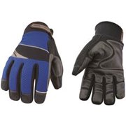 Waterproof Winter Gloves Lined With Kevlar Large