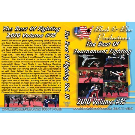 The Best of Fighting Vol. 15 2010 (Best Of Wwf Volume 15)