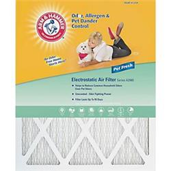Protect Plus 6918262 AFAH1620 16 x 20 x 1 inch Hvac Pleated Filter