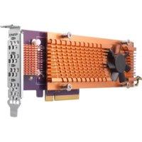 QNAP QM2-4P-342 M.2 to PCI Express Adapter QM24P342