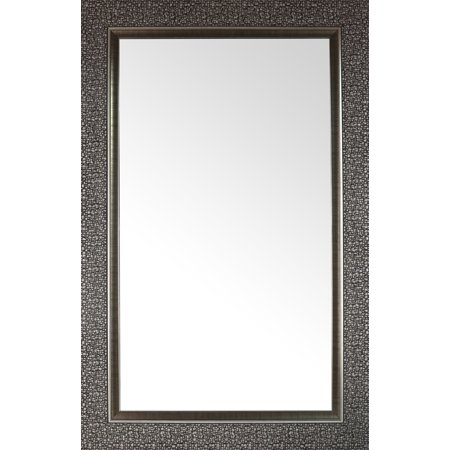 Mirrorize Canada Mosaic Frame Wall Mirror 27 X43 Large Long Silver Brown Accent Decorative Rectangle Hanging Modern Mirrors For Vanity Bathroom Entryway Bedroom Walmart Canada