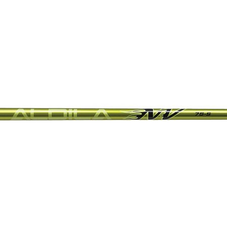 New Aldila NV 75 .335 Graphite Wood Shaft Stiff