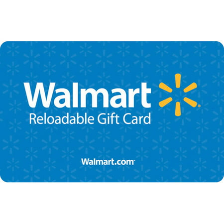 Basic blue walmart gift card walmart basic blue walmart gift card negle Images