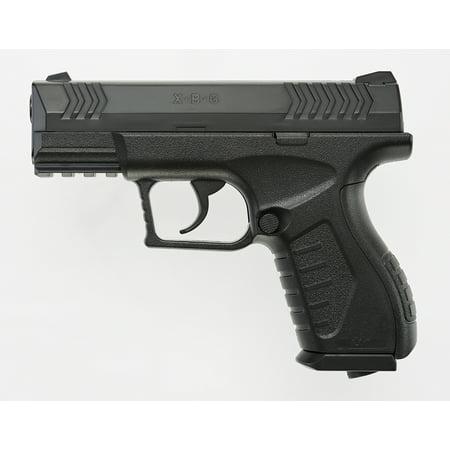 Umarex XBG 2254804 BB Air Pistol 410fps 0.177cal w/Double (Electric Blowback Pistol)