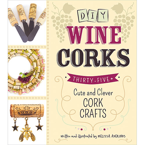 F&W Books, DIY Wine Corks
