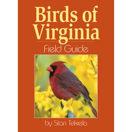 Birds of Virginia Field GD (Gd Glas-rahmen)